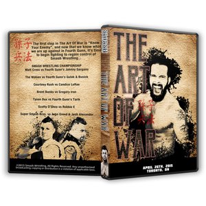 Smash Wrestling DVD「The Art Of...