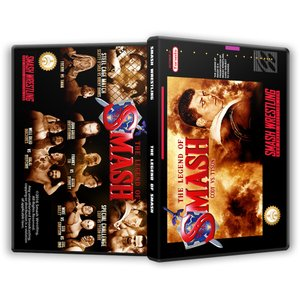 SMASH Wrestling DVD「The Legend...