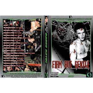 SMV DVD「Firm But Gentle:The DANNY HAVOC Story Vol.1」【ダニー・ハボック インタビュー&名勝負傑作選2枚組DVD】米直輸入DVD|freebirds