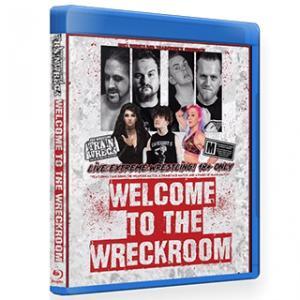 Pro Wrestling Trainwreck ブルーレイ「Welcome To The Wreck Room」(2019年6月23日インディアナ州ニューアルバニー)|freebirds