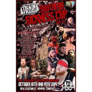 Pro Wrestling Trainwreck DVD「Southern Sickness Cup 2019 Night1&2 デスマッチトーナメント」(2019年10月18日&19日テネシー州メンフィス)|freebirds