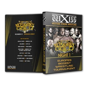 Westside Xtreme Wrestling DVD「16 Carat Gold 2018 Night 1」(2018年3月9日ドイツ・オバーハウゼン)