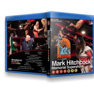 【裏レッスルマニア】レッスルコン ブルーレイ「WrestleCon 2019 Mark Hitchcock Memorial Supershow」(2019年4月4日ニューヨーク)|freebirds