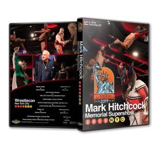 【裏レッスルマニア】レッスルコン DVD「WrestleCon 2019 Mark Hitchcock Memorial Supershow」(2019年4月4日ニューヨーク)