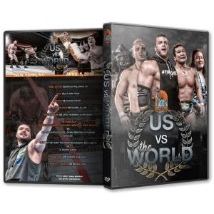 【裏レッスルマニア】レッスルコン DVD「US vs. THE WORLD」(2019年4月5日ニューヨーク)【田中将斗&黒潮イケメン二郎 参戦】|freebirds