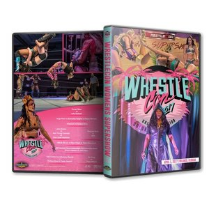 【裏レッスルマニア】レッスルコン DVD「WrestleCon 2017 Women's SuperShow」(2017年4月1日フロリダ州オーランド)|freebirds