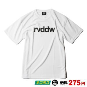 吸汗速乾に優れたドライメッシュボディにリバーサル「rvddw」ロゴがプリントされたベーシックデザイン...