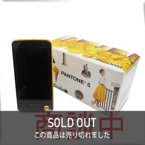 売り切れ 訳あり商品 SOFTBANK PANTONE 5 107SH(パントン 5)ローマンオレンジ|freedom-telwork