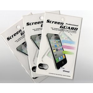 iPhone5 5S 5C  Glare液晶フィルムお得な3枚セット  ポイント消化 freedom-telwork