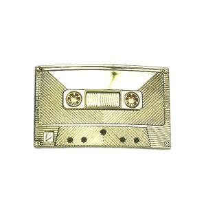 ベルト バックル カセット ゴールド buc-00036 メンズ アクセサリー 【メール便対応】┃ freedom-web