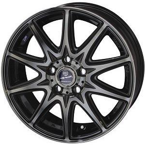 共豊 NEWスマック プライムシリーズ LAVINE(ラヴィーネ) 人気車種 新型シエンタ専用サイズ 15×5.5J+39 PCD100-5穴 ホイール4本セット|freedom3city