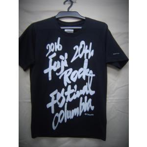 セール 30%off  Columbia コロンビア PM1461 フジロックフェスティバルTシャツ...