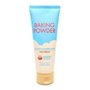 エチュードハウス ベーキングパウダー BB ディープクレンジング フォーム 160ml [ BP スキンケア クレンジング メイク落とし 洗顔 ]Baking Powder BB Deep|freefeel
