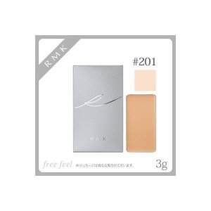 RMK 3D フィニッシュヌード F レフィル #201 SPF20 PA++ 3g ファンデーショ...
