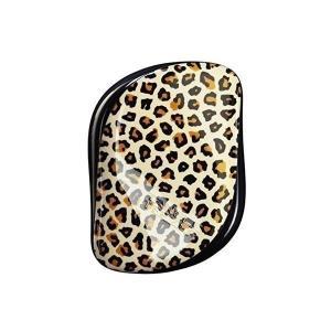 タングルティーザー コンパクトスタイラー レオパード LEOPARD [ ヘアブラシ くし ヘアケア 頭皮 濡れ髪 定番 携帯 豹 ヒョウ アニマル freefeel