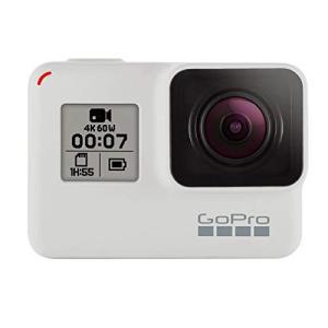 GoPro史上最も先進的なモデルの「HERO7 ブラック」に限定のホワイトカラーが登場しました。 〔...
