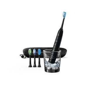 フィリップス 電動歯ブラシ ソニッケアー ダイヤモンドクリーン スマート ブラック HX9934/1...