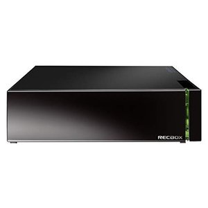 I-O DATA DTCP-IP対応ハイビジョンレコーディングハードディスク「RECBOX」 4TB...