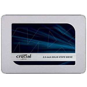 Crucial クルーシャル SSD 500GB MX500 SATA3 内蔵2.5インチ 7mm ...