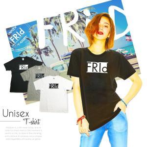 【メール便送料無料】FRId(フリッド)オリジナル ユニセックスTシャツ レディース メンズ ホワイト グレー ブラック チャリティー freekstore