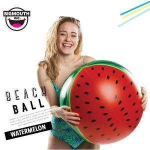 ビーチボール ビーチ ボール 水着 スイカ BIGMOUTH ビッグマウス ビーチ THE BEACH PEOPLE 海 フェス レジャー ブランケット アメリカ|freekstore