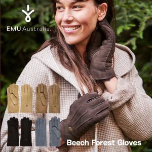 手袋 emu Beech Forest Gloves W1415   エミュー エミュ 2017 送料無料|freekstore