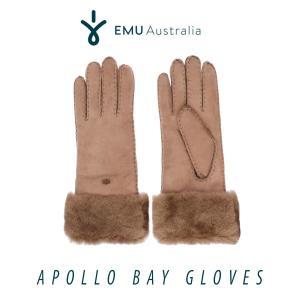手袋 emu Apollo Bay Gloves W9405   エミュー エミュ 2017 送料無料|freekstore