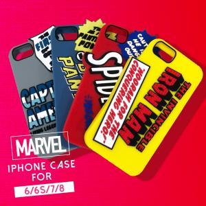 iPhone8 iPhone7 iPhone6 iPhone6s ケース シリコン ラバー マーベル キャプテンアメリカ アイアンマン スパイダーマン アイフォンカバー メール便送料無料|freekstore