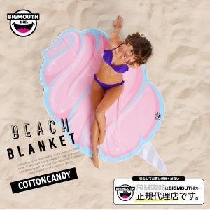 ラウンドタオル 大判ビーチラグ コットンキャンディー BIGMOUTH ビッグマウス ビーチ THE BEACH PEOPLE 海 フェス ヨガマット ブランケット アメリカ|freekstore