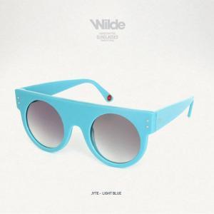 サングラス レディース メンズ Wilde SUNGLASSES ワイルドサングラス JYTE ブルー blue 送料無料|freekstore
