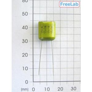 フィルムコンデンサ 50V 0.47uFJ|freelab