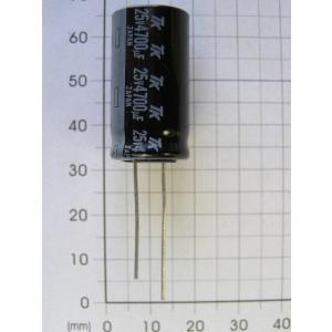 電解コンデンサ 25V 4700uF|freelab