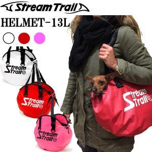 【送料無料】STREAMTRAIL ストリームトレイル HELMET ヘルメットバッグ トートバッグ ファッションバッグ デイリーユース  【あすつく対応】|freeline