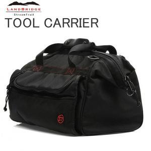 送料無料 LANDBRIDGE ランドブリッジ ツールキャリアー Tool Carrier ビジネスショルダーバッグ ストリームトレイル あすつく対応|freeline