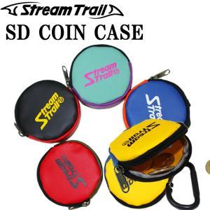 ゆうパケット対応4個迄 STREAMTRAIL ストリームトレイル SD コインケース ターポリン素材 小物・小銭入れ あすつく対応|freeline