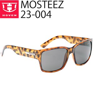 HOVEN ホーベン サングラス MOSTEEZ 23-004 アニマルトートフレーム グレイレンズ|freeline