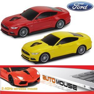 【autodrive】オートドライブ ワイヤレスマウス 2015 FORD マスタングGT MUSTANG 光学式マウス 正規ライセンス【あすつく対応】|freeline