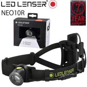 最大7年保証 LEDLENSER レッドレンザー NEO10R 充電式LEDヘッドランプ トレッキング 登山 あすつく対応 freeline
