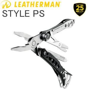 ゆうパケット対応1個迄 25年保証 LEATHERMAN レザーマン STYLE PS スタイルPS 8機能マルチツール 正規輸入代理店品 あすつく対応|freeline