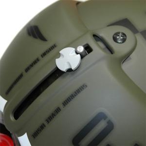 【ゆうパケット対応】OSBE TORNADO専用 カラードシールドストッパーFULL KIT freeline 02