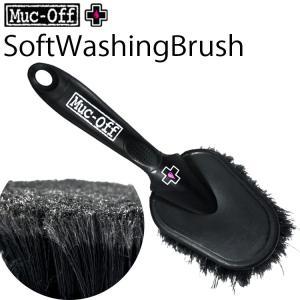 RIDEZ MUC-OFF マックオフ ソフトウォッシングブラシ 毛先マイクロ裁断加工 ビッグヘッド洗車ブラシ あすつく対応|freeline