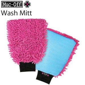 RIDEZ MUC-OFF ウォッシュミット マイクロファイバー 虫汚れ 洗車用ハンドブラシ あすつく対応|freeline