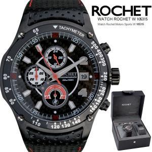 ROCHET WATCH  ロシェ クロノグラフ W105315 ロシェモータースポーツ|freeline