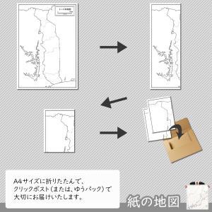 トーゴの紙の地図|freemap|05