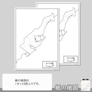 モナコの紙の地図|freemap|04