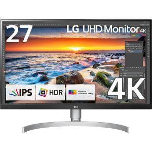送料無料 ポイント消化 おすすめ 人気LG モニター ディスプレイ 27UK850-W 27インチ/...