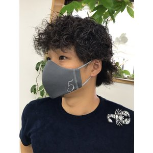 FREESマスク002 ラインストーン フリーズマスク キラキラ 水洗い100回洗える 日本製 FREES MASK  |frees