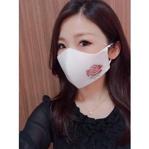 FREESマスク006 ラインストーンマスク フリーズマスク キラキラ 水洗い100回洗える 日本製 FREES MASK ビジュー|frees
