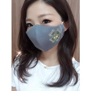 FREESマスク008 ラインストーンマスク フリーズマスク キラキラ 水洗い100回洗える 日本製 FREES MASK ビジュー|frees