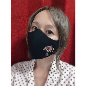 FREESマスク010 ラインストーンマスク フリーズマスク キラキラ 水洗い100回洗える 日本製 FREES MASK ビジュー|frees